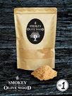 smokey olive wood rookmot